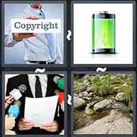 4 Pics 1 Word level 3199