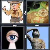 4 Pics 1 Word level 3200