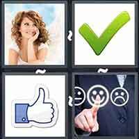 4 Pics 1 Word level 3215