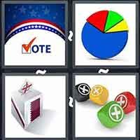 4 Pics 1 Word level 25-1 8 Letters
