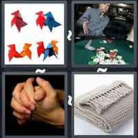 4 Pics 1 Word level 3223