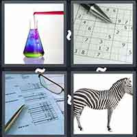 4 Pics 1 Word level 25-3 8 Letters
