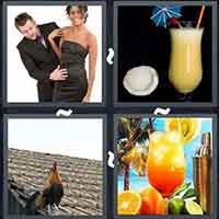 4 Pics 1 Word level 25-8 8 Letters