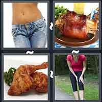 4 Pics 1 Word level 3289
