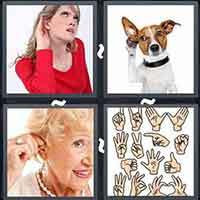4 Pics 1 Word level 3292