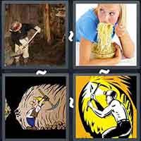 4 Pics 1 Word level 3293