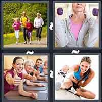 4 Pics 1 Word level 3294