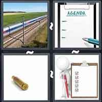 4 Pics 1 Word level 3296