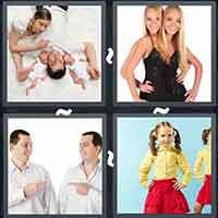 4 Pics 1 Word level 3303