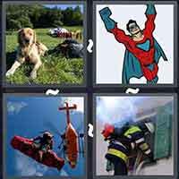 4 Pics 1 Word level 3306