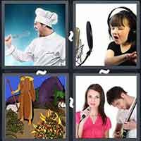 4 Pics 1 Word level 3310