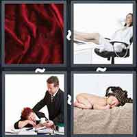 4 Pics 1 Word level 15-4 3 Letters