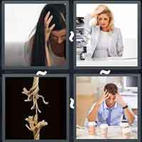 4 Pics 1 Word level 25-12 8 Letters