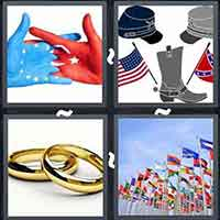 4 Pics 1 Word level 25-13 8 Letters