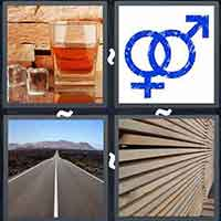 4 Pics 1 Word level 25-14 8 Letters