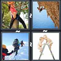 4 Pics 1 Word level 26-2 8 Letters