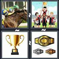 4 Pics 1 Word level 26-4 8 Letters