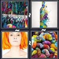4 Pics 1 Word level 15-5 3 Letters