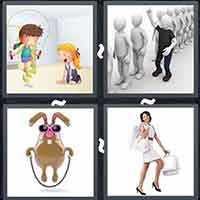 4 Pics 1 Word level 26-7 8 Letters
