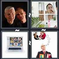 4 Pics 1 Word level 3396