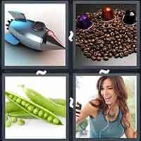 4 Pics 1 Word level 3399