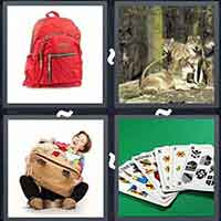 4 Pics 1 Word level 3401