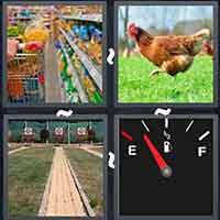 4 Pics 1 Word level 3404