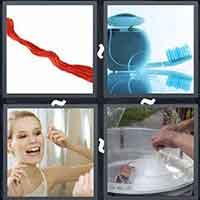 4 Pics 1 Word level 3405