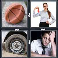 4 Pics 1 Word level 26-9 8 Letters