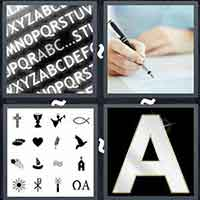 4 Pics 1 Word level 3407