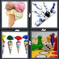 4 Pics 1 Word level 3415