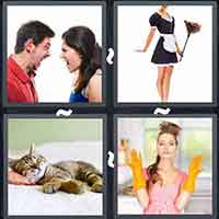 4 Pics 1 Word level 26-10 8 Letters