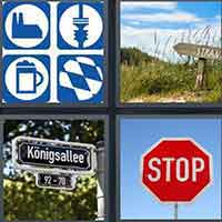 4 Pics 1 Word level 26-11 8 Letters