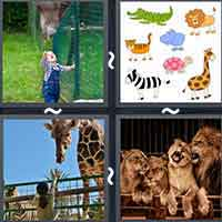 4 Pics 1 Word level 16-2 3 Letters