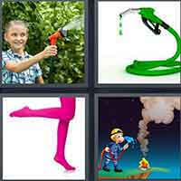 4 Pics 1 Word level 3511