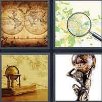 4 Pics 1 Word level 3518
