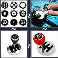 4 Pics 1 Word level 3524