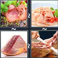4 Pics 1 Word level 16-10 3 Letters