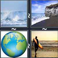 4 Pics 1 Word level 27-6 8 Letters