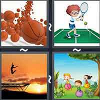4 Pics 1 Word level 27-7 8 Letters