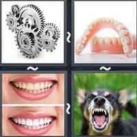 4 Pics 1 Word level 3563