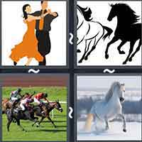 4 Pics 1 Word level 3564