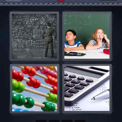 Level 106 - 4 Pics 1 Word Answers
