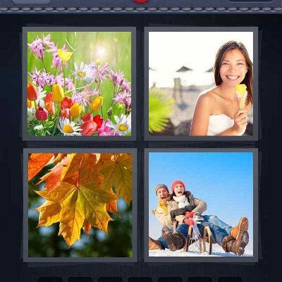 2 Pics 1 Word Two In One Answers - Game Solver