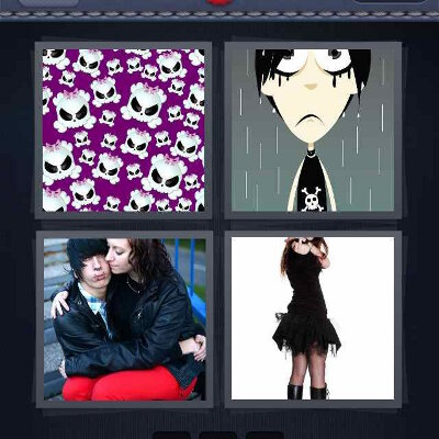 4 pic 1 word game answers 3 letters skulls