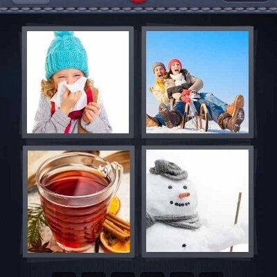 Level 177 - 4 Pics 1 Word Answers