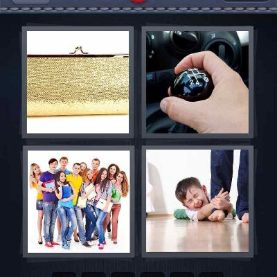 Level 190 - 4 Pics 1 Word Answers