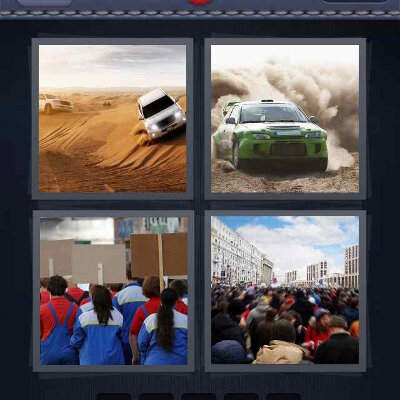 Level 199 - 4 Pics 1 Word Answers
