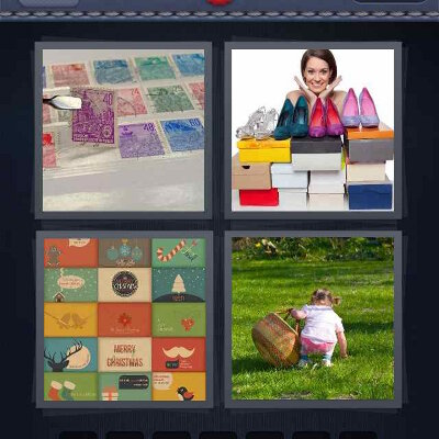 Level 66 - 4 Pics 1 Word Answers