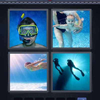 4 Pics 1 Word Answers 5 Letters Pt 20 | Holidays OO